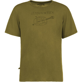 E9 Guitar T-Shirt Men pistachio